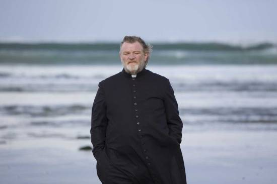 Brendan Gleeson as Father James